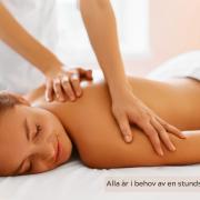 Unna dig en härlig massage i sommar